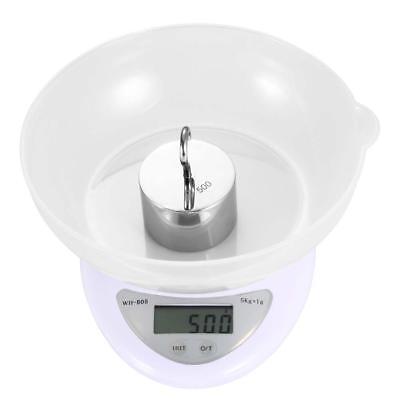 5kg 5000g/1g Digital Electronic Kitchen Food Diet Postal Scale Weight Balance Ar 5