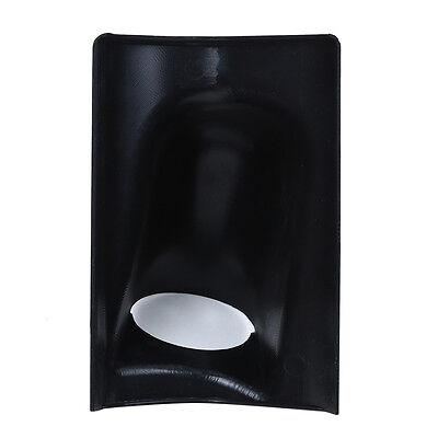 52mm 2inch Single holes Gauge A-Pillar Meter Dash Pod Mount Holder Black ABS