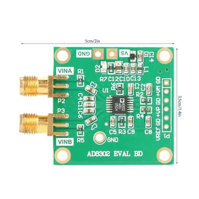AD8302 Amplitude Phase RF Detector Module IF 2.7GHz Phase Detection Hot 10