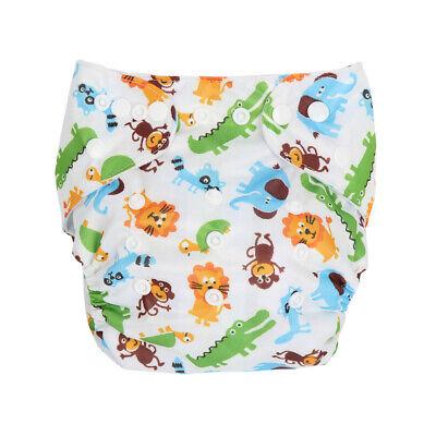 Babywindeln Baumwolle Überhose Stoffwindel Windelhose Waschbar Einlage Unterlage 6