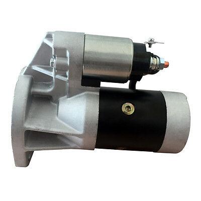 For Nissan Navara Starter Motor D21 D22 TD24 TD25 TD27 QD32 2.5 2.7L 3.2L Diesel