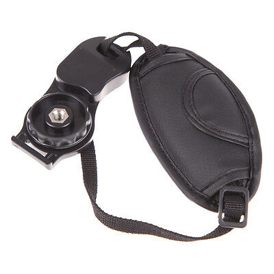 PU Leather Wrist Strap Camera Hand Grip for Canon Nikon Sony Olympus SLR DSLR 4