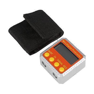 Digital 360 Protractor Electronic Inclinometer Meter 360° Magnetic Meter GB 2