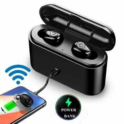 Waterproof Bluetooth 5.0 Earbuds Headphones Wireless Headset Noise Cancelling 3
