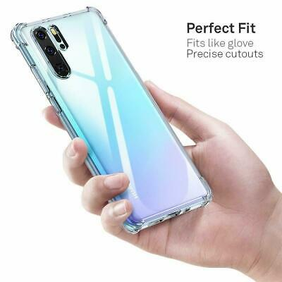 For Huawei P30/ Pro Lite Nova 5T Clear Case Slim Heavy Duty Soft Clear Gel Cover 8