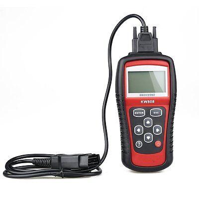 MaxiScan MS509 KW808 OBD2 OBDII EOBD Scanner Car Code Reader Tester Diagnostic 2