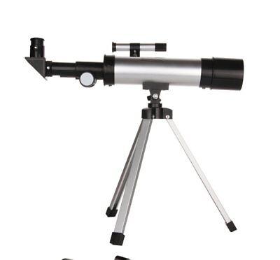 Telescopio Monoculare Astronomico Rifrangente Con Treppiede Cavalletto Stelle 9