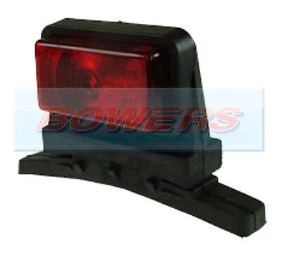 Rubbolite 7534 Red Rear Top Marker Light Lens For Ifor Williams Trailer Po67872 2