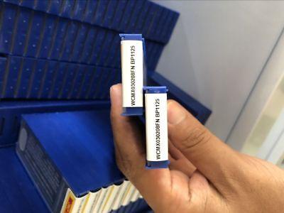 10pcs WCMX030208 drill hole Bit U drill wcmt03 cnc carbide insert turning tools