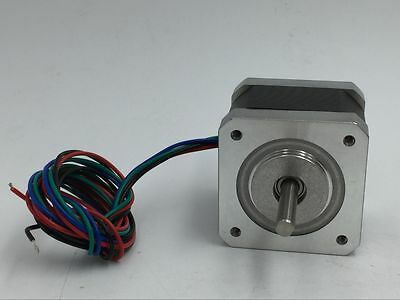 Nema17 Stepper Motor 0.4Nm 57oz.in 1.3A 4wire for RepRap Prusa 3D Printer Robot 3