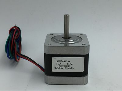 Nema17 Stepper Motor 0.4Nm 57oz.in 1.3A 4wire for RepRap Prusa 3D Printer Robot 5