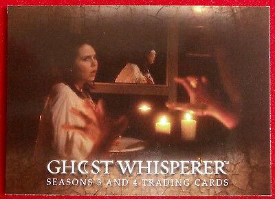 GHOST WHISPERER - Seasons 3 & 4 - Complete Base Set (72 cards) - Breygent 2010 7