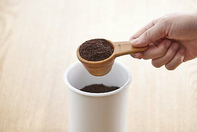 Hario Coffee V60 Measuring Spoon Wood M-12WD from JAPAN 5