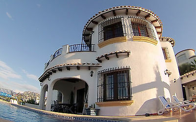 Spanish Villa to rent - Late availability - Any week in January - ONLY £400 3