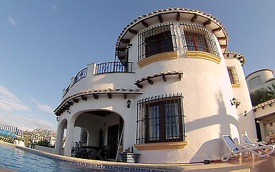 Spanish Villa to rent - Offer 7 Nights in February 2020 - Only £450 4