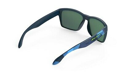 Rudy Project Sunglasses Spinhawk Glass Neo Camo Pyombo Multilaser Lime SP316975