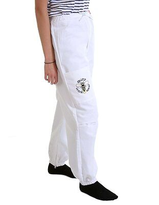 Beekeeping White Trousers- Choose Your Size