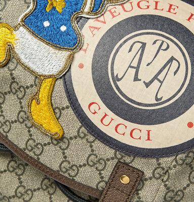 d3c51e9d8bf ... Gucci Beige GG Supreme Disney Donald Duck Backpack 460029-K5I7T-8854  NEO 2