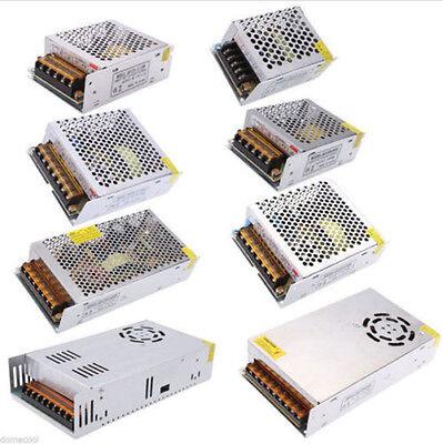 AC 110V-220V TO DC 5V 12V 24V Switch Power Supply Driver Adapter LED Strip Light 2