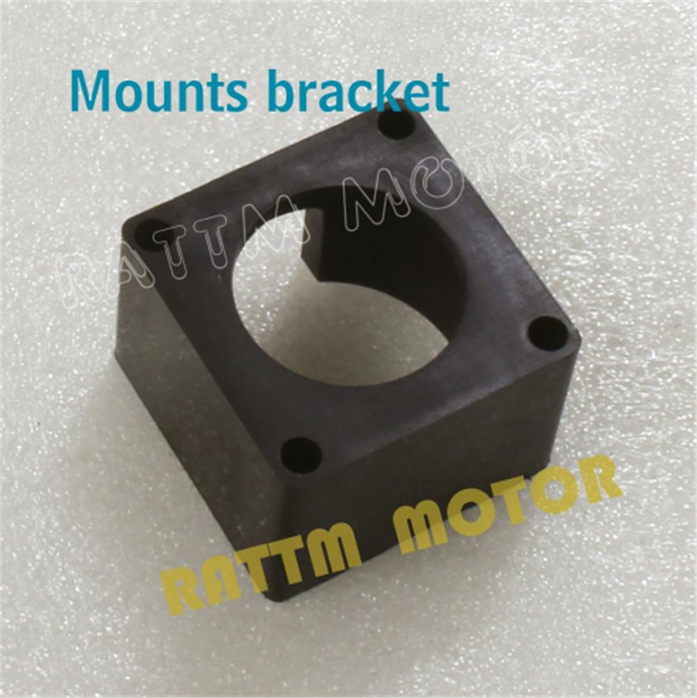 3Pcs Nema23 57 Stepper Motor Mount Bracket Clamp Support Holder For CNC Router 4