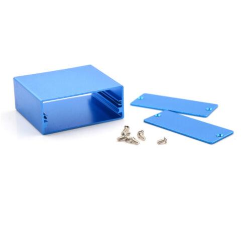 DIY PCB Instrument Aluminum Box 50*58*24mm Enclosure Case Project electronicFEH 2
