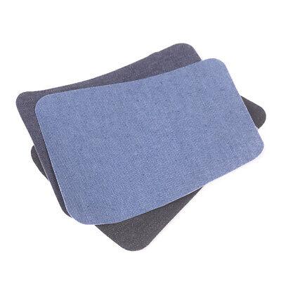 6X Assortiment De Réparation De Jeans En Coton 3Color Fer Sur Denim Patch CBGS 10