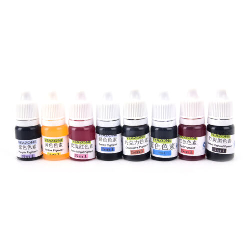 5ml Handmade Soap DYE Pigments Liquid Colorant Tool kit Materials Safe DIY FT