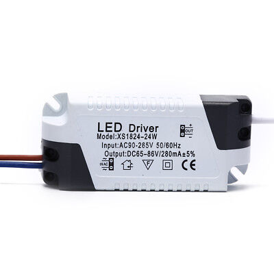 LED driver luz LED transformador adaptador de alimentación-k 5