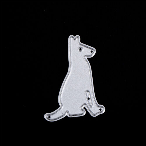 dog with bones scrapbook cuttings dies metal die cuts for diy scrapbook decor EL 5