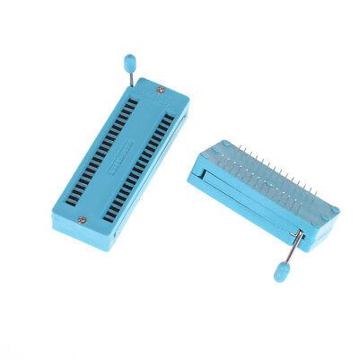 14/16/18/20/24/28/32/40 pin IC Test Universal ZIF Socket 9UKRDUK 4