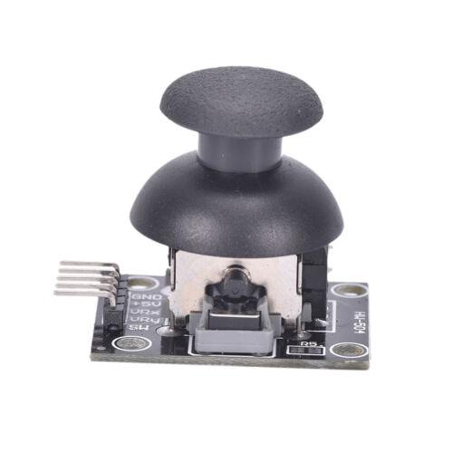 2PCS Dual-axis  Joystick Module PS2 Joystick Control Lever Sensor For Arduino AL 5