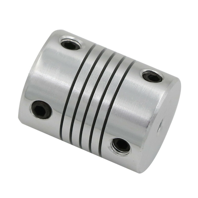 1Pc flexible shaft coupling rigid for CNC motor coupler connector .FR 5