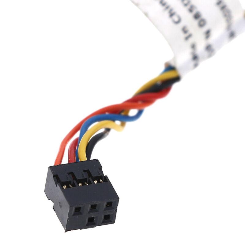 For dell optiplex 390 790 990 7010 MT SFF PC power button switch cable 30WGC  TC