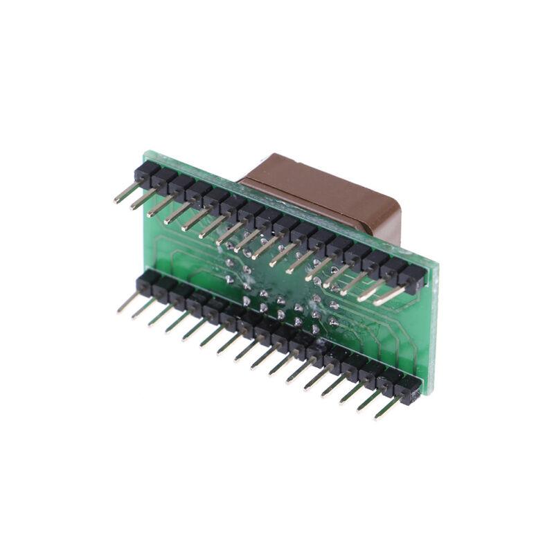 Plcc32 to dip32 programmer adapter ic socket converter module RDR 4