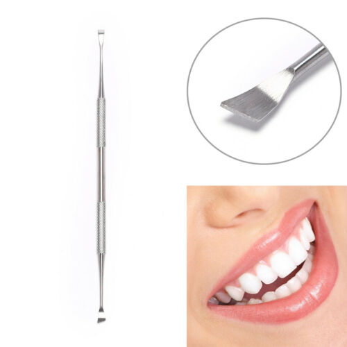Dental Tandsteen Schraper Tartar Removal Tool Scraper Dental Plaque Tooth~PL 2