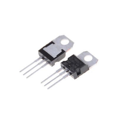 10Pcs IC L7805CV L7805 TO-220 5V Voltage Regulator Pop.\