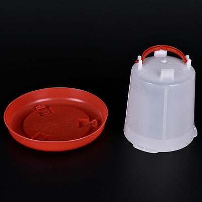 1.5L Feeder Or Drinker Chicken / Poultry / Duck/Hen Food & Water Accesories CSH 2