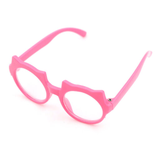 Doll Glasses Colorful Glasses Sunglasses Suitable For 18Inch American Dolls+v 5