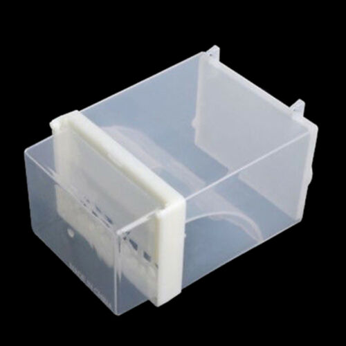 Bird Poultry Feeder Automatic Acrylic Food Container Parrot Pigeon Splash Pro RD 8