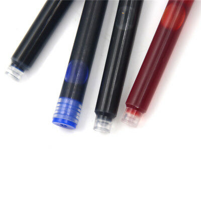 10x recambios disponibles del cartucho de tinta de la pluma de la fuente PDQ