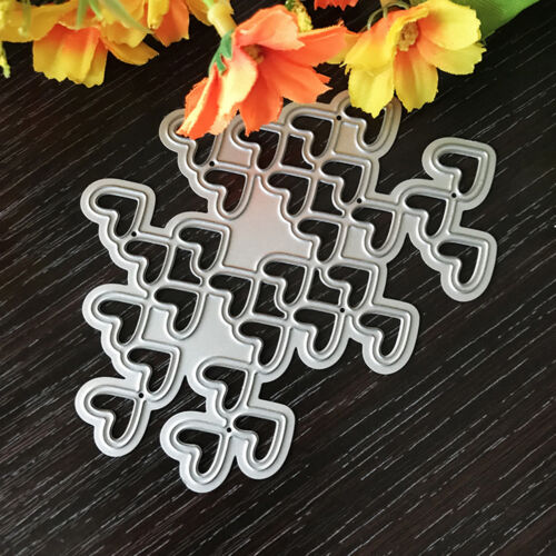 Love string Design Metal Cutting Die For DIY Scrapbooking Album Paper Card TO 2