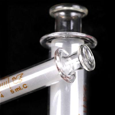 Glass syringe injector sampler dispensing For ink chemical medicine 2