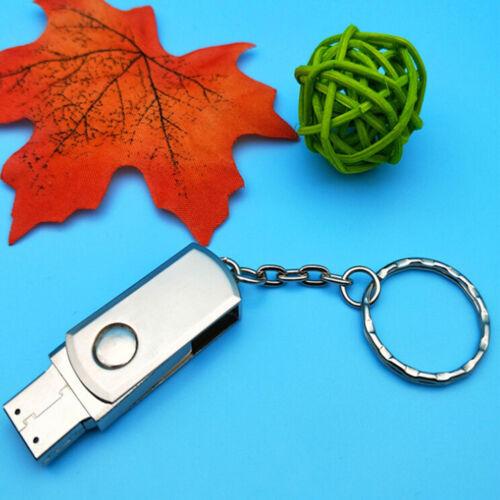 1PC Clé USB 3.0 en métal argenté 32Go Clé USB Clé USB Clé USB IHS 4