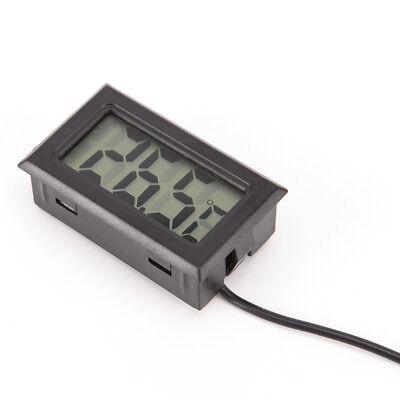 Termometro elettronico frigorifero Acquario Display digitale sonda impermeabileC