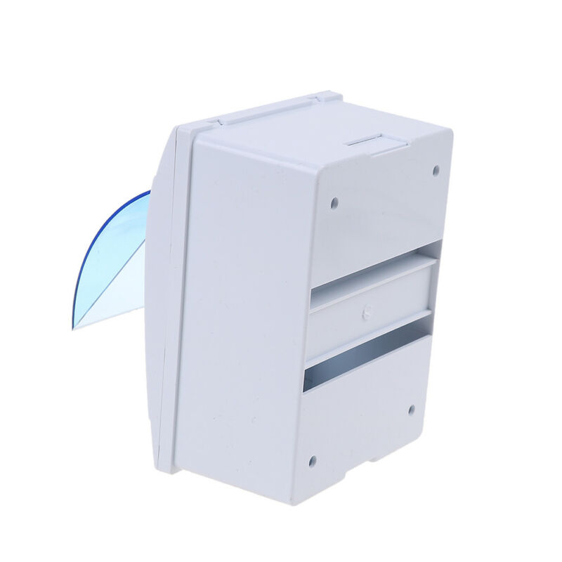 5-8 ways Plastic distribution box for circuit breaker indoor on the wall RS/_sh