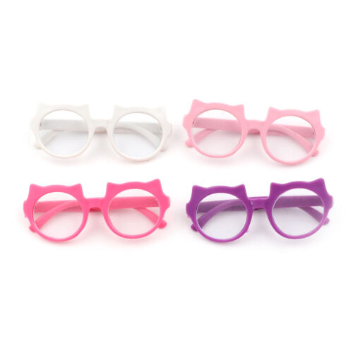 Doll Glasses Colorful Glasses Sunglasses Suitable For 18Inch American Dolls+v 2