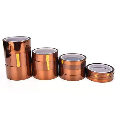 5/10/20mm Ruban Polyimide Résistant à la chaleur Kapton Polyimide Adhésif 4
