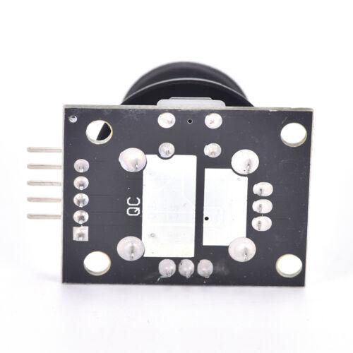 2PCS Dual-axis  Joystick Module PS2 Joystick Control Lever Sensor For Arduino AL 8