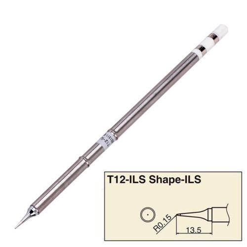 T12 BC2//J02//JL02//KR//ILS soldering iron tips for soldering rework station n J7