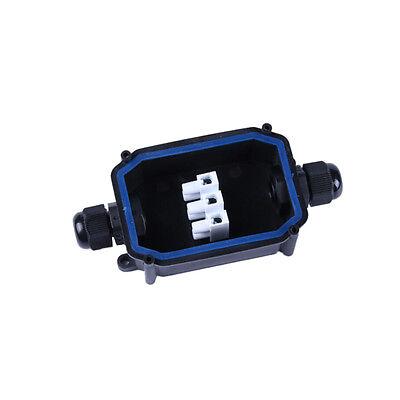 2 Way Outdoor Light Waterproof IP66 Underground cable connector junction box、Fad 4